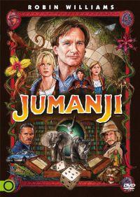 Jumanji (1995) DVD