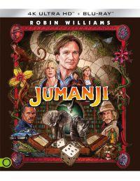 Jumanji (1995) (4K UHD+Blu-ray) Blu-ray