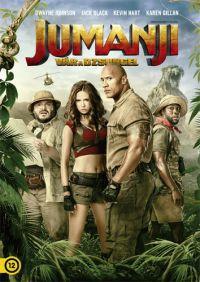 Jumanji - Vár a dzsungel DVD