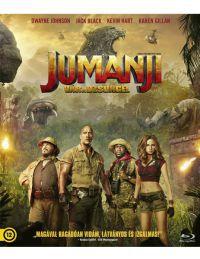 Jumanji - Vár a dzsungel Blu-ray
