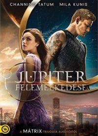 Jupiter felemelkedése DVD