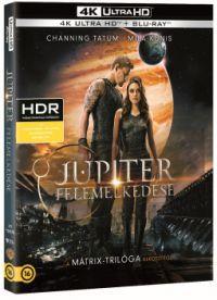 Jupiter felemelkedése (UHD BD + BD) Blu-ray