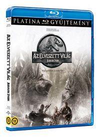 Jurassic Park 2. - Az elveszett világ (Platina gyűjtemény) Blu-ray