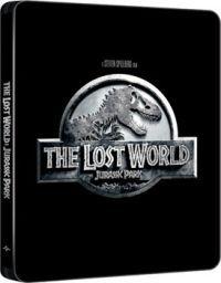 Jurassic Park 2. - Az elveszett világ - limitált, fémdobozos változat (2018-as steelbook) Blu-ray