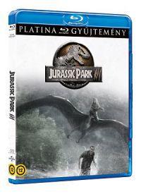 Jurassic Park 3. (Platina gyűjtemény) Blu-ray