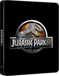 Jurassic Park 3. - limitált, fémdobozos változat (2018-as steelbook) Blu-ray