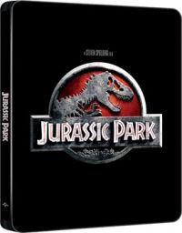 Jurassic Park - limitált, fémdobozos változat (2018-as steelbook) Blu-ray