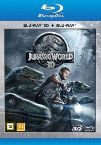 Jurassic World 2D és 3D Blu-ray
