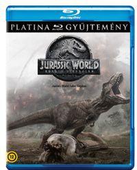 Jurassic World - Bukott birodalom *Platina kiadás* Blu-ray