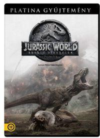 Jurassic World - Bukott birodalom DVD