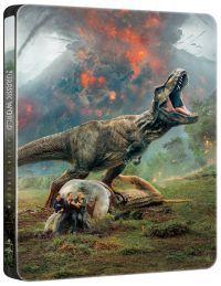 Jurassic World: Bukott birodalom 2D és 3D Blu-ray