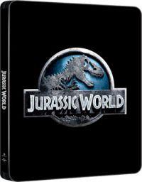 Jurassic World - limitált, fémdobozos változat (2018-as steelbook) Blu-ray