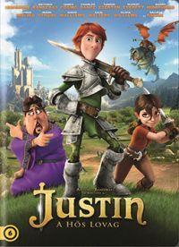 Justin, a hős lovag DVD