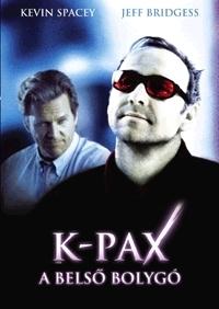 K-Pax - A belső bolygó DVD
