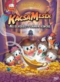 Kacsamesék - A film  (Az elveszett lámpa kincse) DVD
