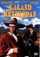Kaland Mexikóban DVD