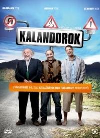 Kalandorok *Rudolf Péter, Haumann Péter* DVD