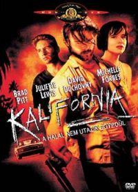 Kalifornia - A halál nem utazik egyedül DVD