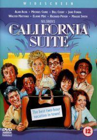 Kaliforniai lakosztály DVD