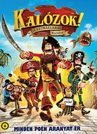 Kalózok! - A kétballábas banda DVD