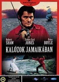 Kalózok Jamaicában DVD