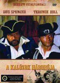 Kalózok háborúja DVD