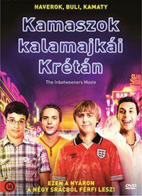 Kamaszok kalamajkái Krétán DVD