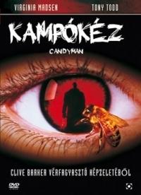 Kampókéz DVD