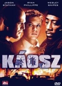 Káosz DVD