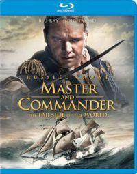 Kapitány és katona - A világ túlsó oldalán Blu-ray