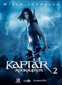 Kaptár 2. - Apokalipszis DVD