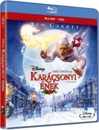 Karácsonyi ének 2D és 3D Blu-ray