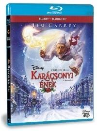 Karácsonyi ének Blu-ray