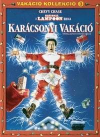 Karácsonyi vakáció DVD