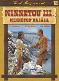 Karl May sorozat 12.: Winnetou III. - Winnetou halála DVD