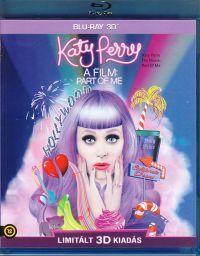 Katy Perry - A film: Part of Me 3D Blu-ray