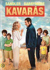 Kavarás DVD