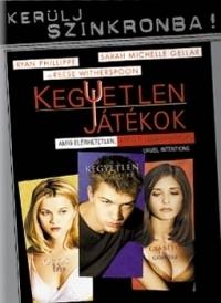 Kegyetlen játékok 1. DVD