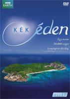 Kék Éden DVD