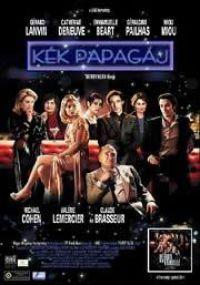 Kék Papagáj DVD