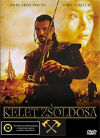 Kelet zsoldosa DVD