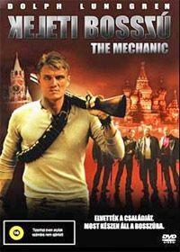 Keleti bosszú DVD