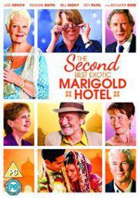 Keleti nyugalom - A második Marigold Hotel DVD
