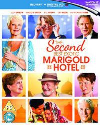 Keleti nyugalom - A második Marigold Hotel Blu-ray