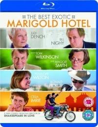 Keleti nyugalom - Marigold Hotel Blu-ray
