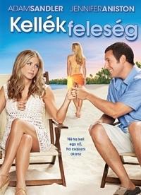 Kellékfeleség DVD