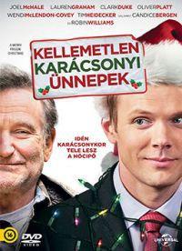 Kellemetlen karácsonyi ünnepeket DVD