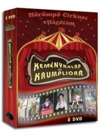 Keménykalap és krumpliorr DVD