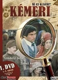 Kémeri DVD