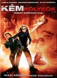 Kémkölykök DVD